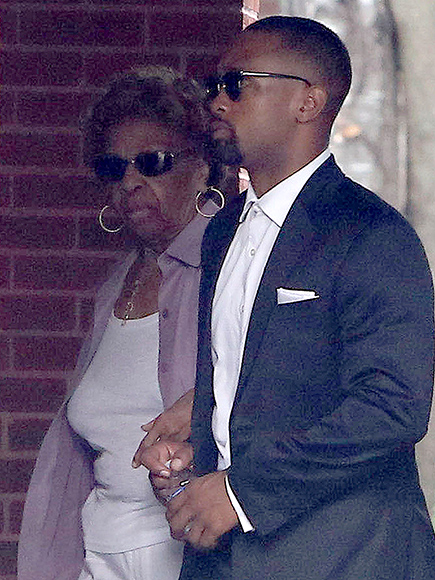 Bobby Brown and Whitney Houston's Mother Cissy Pay Respects at Bobbi Kristina Brown's Wake| Music News, Bobbi Kristina Brown, Bobby Brown, Whitney Houston