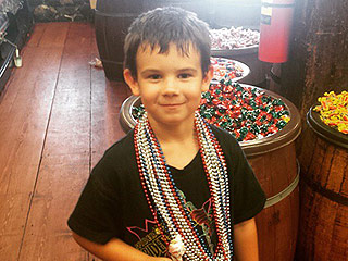 Why a 6-Year-Old Who Lost Both His Parents Hasn't Stopped Smiling