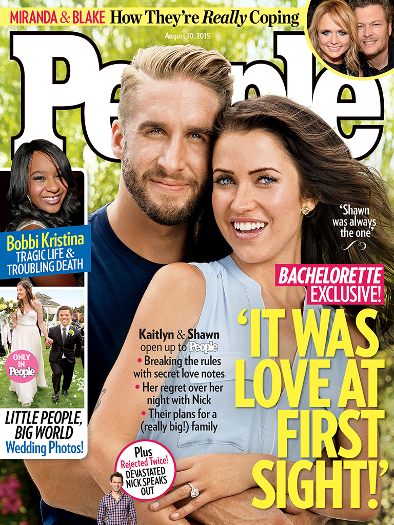 The Bachelorette's Kaitlyn Bristowe and Shawn Booth: Nick Viall's 'Weak' Ring Toss Was 'Funny'| Couples, Good Morning America, The Bachelorette, People Picks, TV News, Kaitlyn Bristowe, Nick Viall
