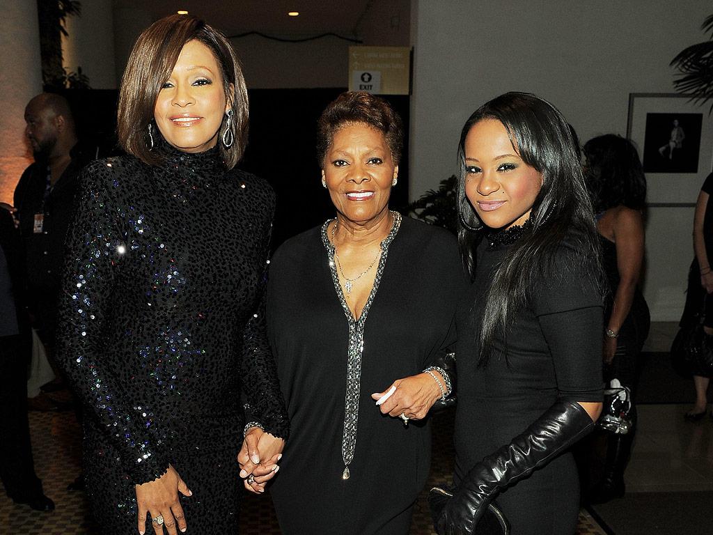 How Bobbi Kristina Brown's Family Used Her Favorite Colors to Honor Her| Death, Bobbi Kristina Brown, Bobby Brown, Whitney Houston