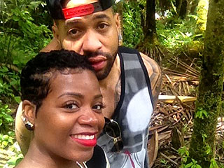 Fantasia Barrino Shares Photos of Her Honeymoon