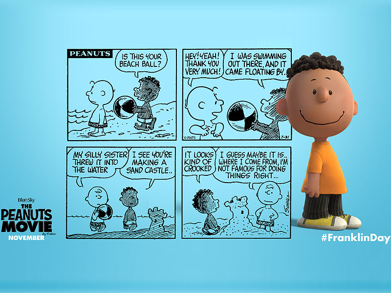 Meet the Former High School Teacher Who Helped Create the First African-American Peanuts Character 47 Years Ago Today| Peanuts, Movie News