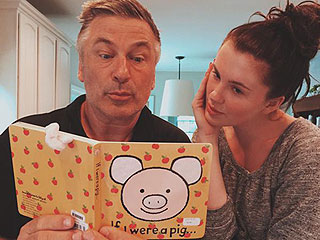 Ireland Baldwin and Dad Alec Baldwin Poke Fun at His Infamous 'Little Pig' Voicemail