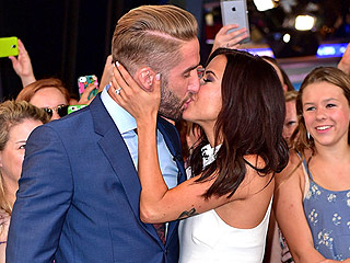 The Bachelorette's Kaitlyn Bristowe and Shawn Booth: Nick Viall's 'Weak' Ring Toss Was 'Funny'