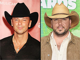 Kenny Chesney & Jason Aldean Accomplish Longtime Dream – and Hang with Reese Witherspoon