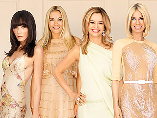 VIDEO: Ladies of London's Caroline Stanbury Plays Nice with Julie Montagu and Caroline Fleming Opens About Her Man's 'Big, Gorgeous ... Heart'