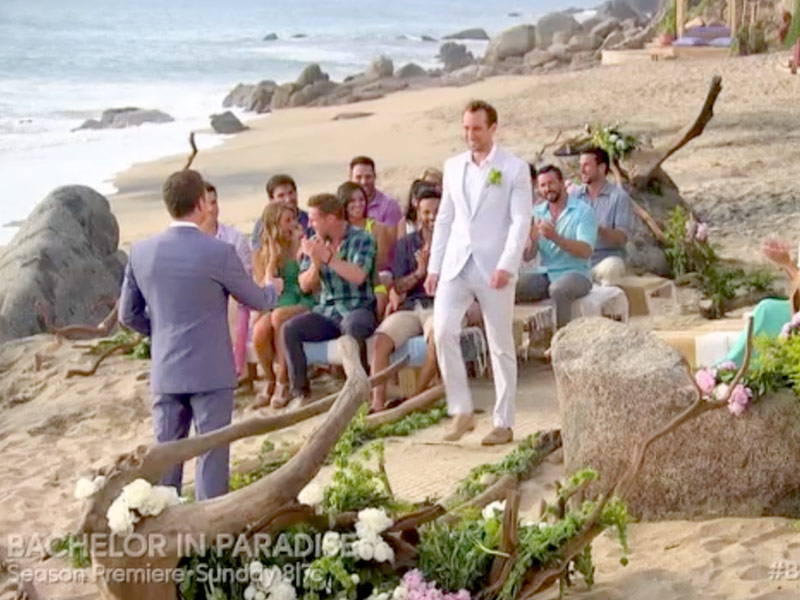 Watch Marcus Grodd and Lacy Faddoul Walk Down the Aisle on Bachelor in Paradise  Couples, Bachelor in Paradise, Wedding, People Picks, TV News
