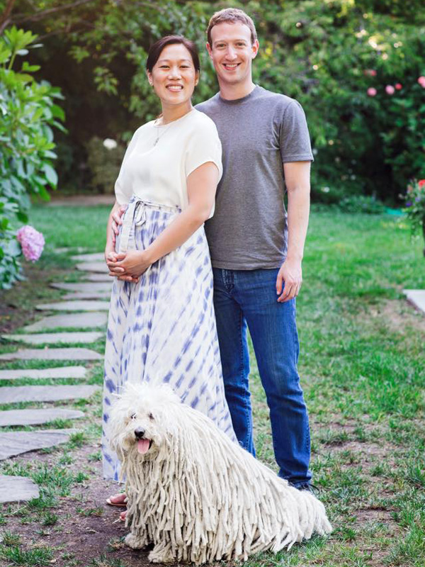 Mark Zuckerberg, Wife Pregnant