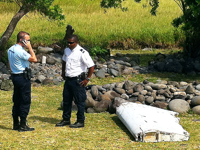 U.S. Official Believes Debris in Indian Ocean Belongs to Missing Malaysia Airlines