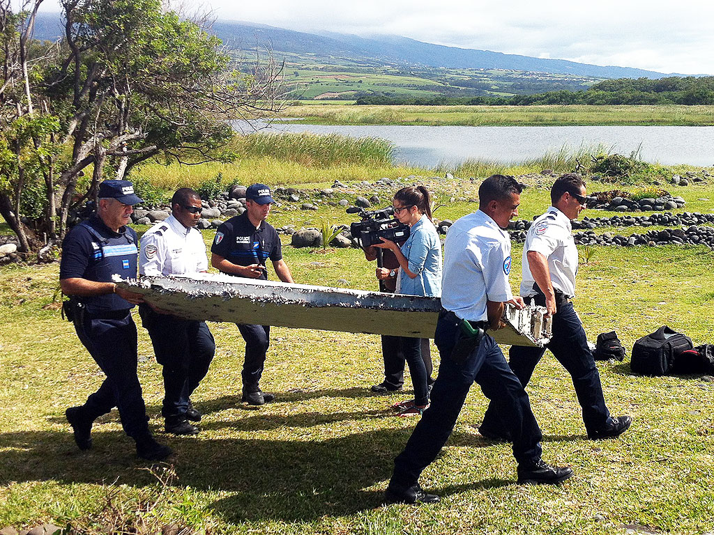 MH370: Plane Debris Belongs to Missing Malaysian Air Boeing 777