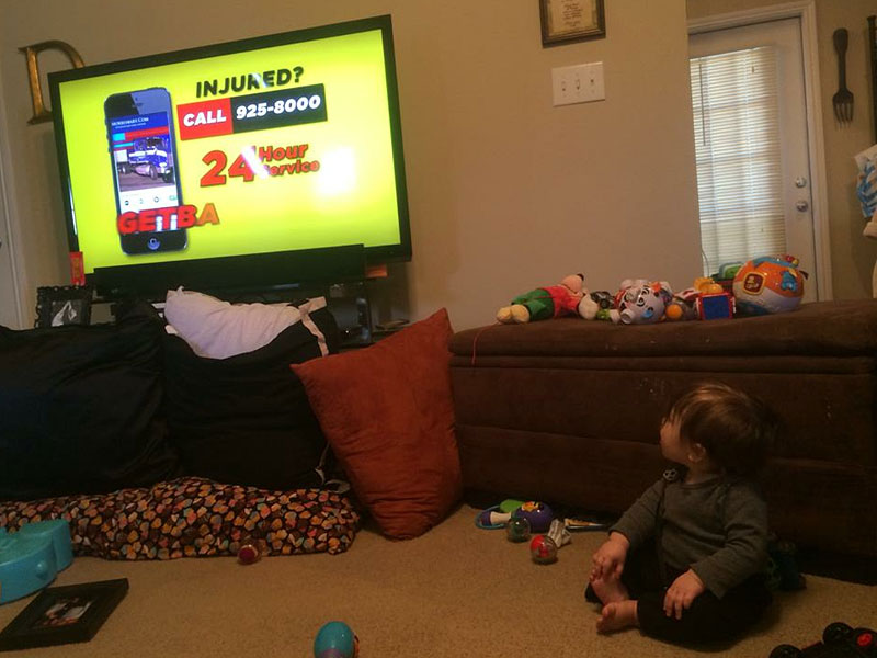 Mom Throws Her 2-Year-Old the Personal Injury Lawyer Party of His Dreams