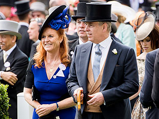 Prince Andrew and Ex-Wife Fergie Come Together for a Fashionable Cause: 'It Is About Family Unity'