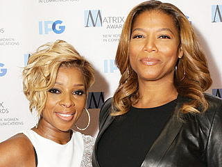 Queen Latifah and Mary J. Blige Set to Star in the The Wiz Live!