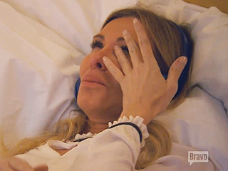 RHONYC: 'Tough' Carole Radziwill Breaks Down When She Returns to London to Pick Up Her Late Husband's Ashes