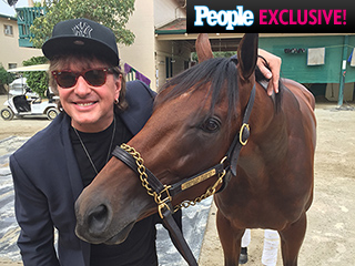 Richie Sambora Dedicates His Upcoming Single 'Rise' to Triple Crown Winner American Pharaoh