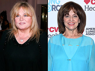 Sally Struthers Says Valerie Harper 'Is Feeling Better' After Hospitalization