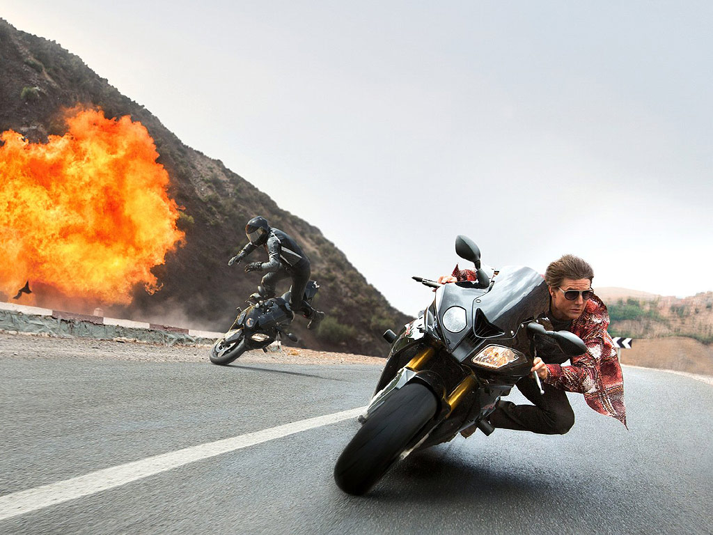 Tom Cruise: 'I'm the Mother Hen' on Set When Costars Perform Scary Stunts| Mission: Impossible, Movie News, Simon Pegg, Tom Cruise