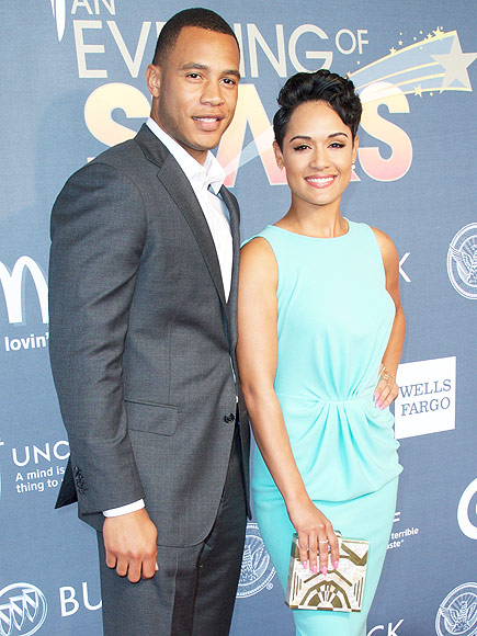 Grace Gealey Confirms Engagement to Her Empire Costar Trai Byers ...