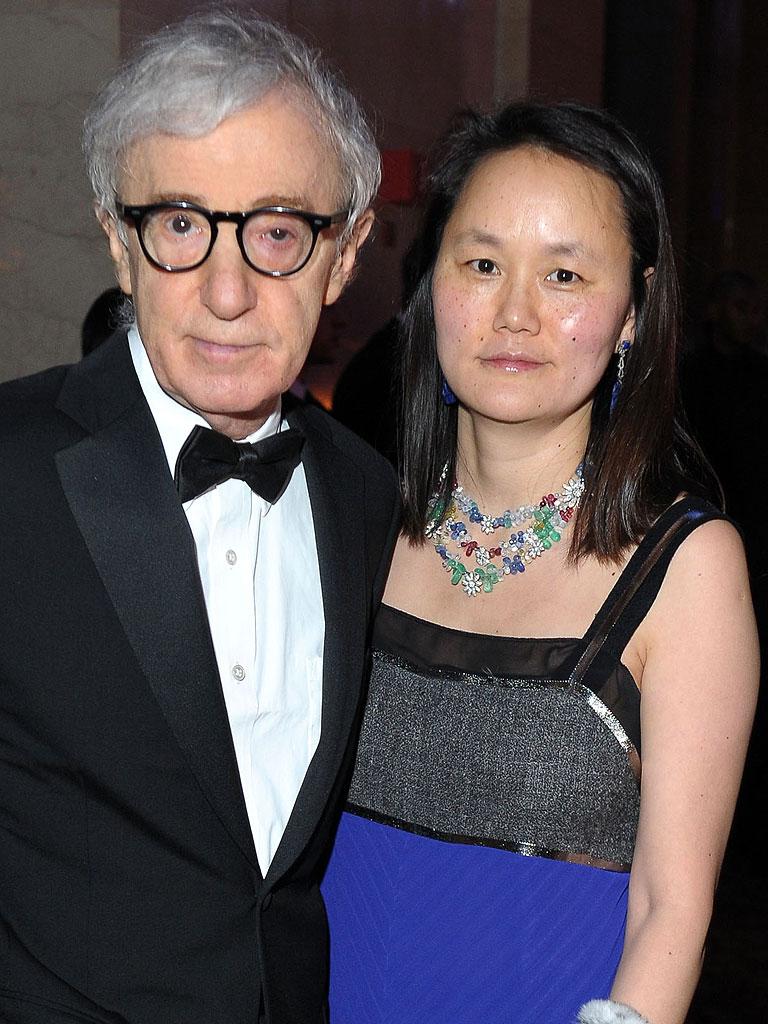 Woody Allen, Soon-Yi P...