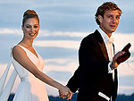 Monaco's Royal Wedding, Round Two! Pierre Casiraghi and Beatrice Borromeo Hold Religious Wedding in Italy
