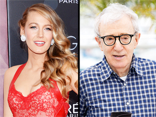 Blake Lively Calls Café Society Director Woody Allen 'Very Empowering': He Gives You 'Confidence in Yourself'