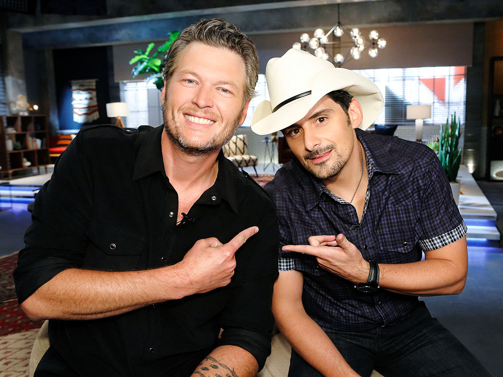 Brad Paisley Joins The Voice as Blake Shelton's Adviser