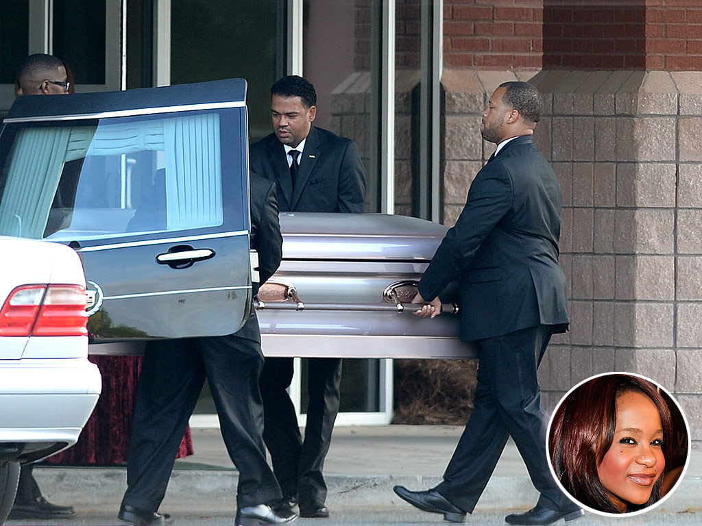 Bobbi Kristina Brown's Aunt Leolah Brown Interrupts Funeral, Says Whitney Houston Will 'Haunt' Pat Houston| Death, Bobbi Kristina Brown, Bobby Brown