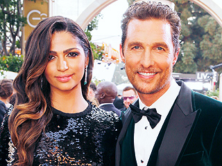Photo: Matthew McConaughey Congratulates Wife Camila Alves on Becoming a U.S. Citizen