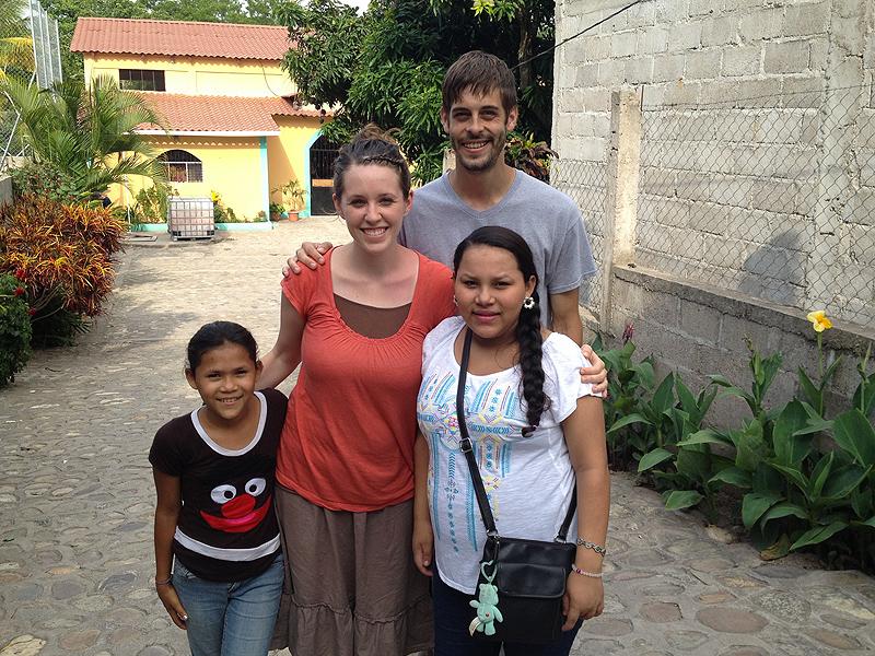 Inside Jill (Duggar) Dillard and Husband Derick's Life in El Salvador (Photos)| Derick Dillard, Israel David Dillard, Jill Duggar