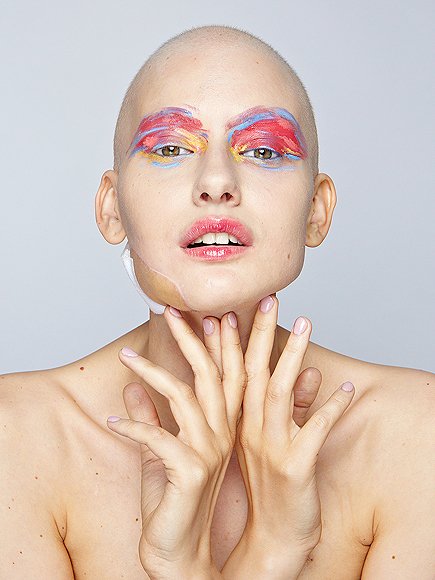 Elizaveta Bulokhova Returns to Modeling After Losing Part of Jaw to Cancer