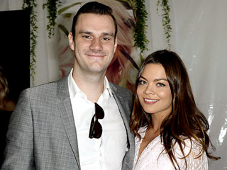 Hugh Hefner's Son Cooper Engaged to Actress Scarlett Byrne