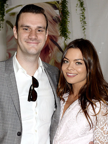 Hugh Hefner's Son, Cooper Hefner, Engaged to Actress Scarlett Byrne