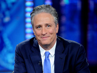 Jon Stewart Gets Choked Up During Star-Studded Final Episode of The Daily Show