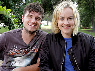 Hunger Games' Josh Hutcherson and Jena Malone Team Up Again for Canon Project Imagination Film