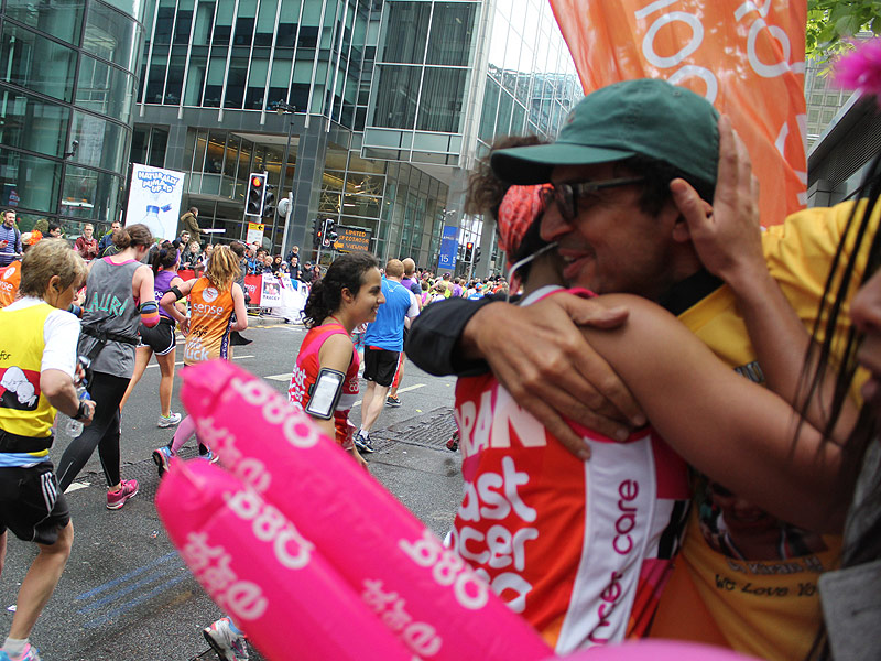 Woman Runs London Marathon Without a Tampon, Bleeds Freely to Raise Awareness| BodyWatch, M.I.A.
