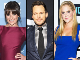 Lea Michele, Chris Pratt and Amy Schumer's TV Obsessions This Week Are ...