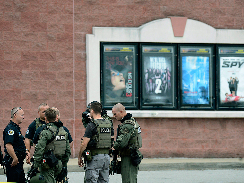 Nashville Movie Theater Attack: Suspect Identified as Vincente Montano