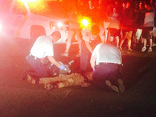 2 Shot Outside J. Cole and Big Sean Concert in New Jersey