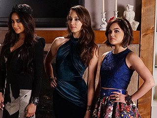 The Pretty Little Liars Are Prom Princesses: Watch a Preview of This Week's Episode