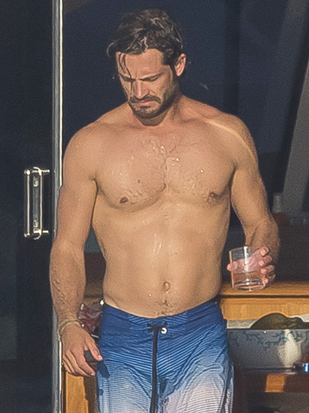 Prince Carl Philip Bares His Royal (and Very Toned!) Abs During Vacation with Princess Sofia and His Parents| The Royals, Prince Carl Philip, Princess Sofia