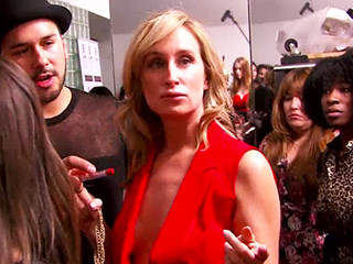 RHONYC Recap: Bethenny Frankel and Ramona Singer Fight at Sonja Morgan's Fashion Show