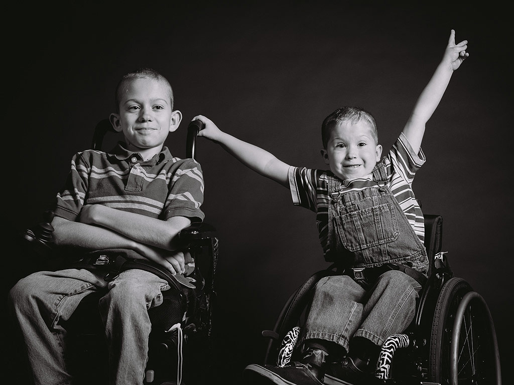 Utah Brothers with Spina Bifida Tackle New Adventures Together