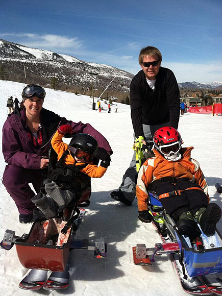 Utah Brothers with Spina Bifida Tackle New Adventures Together: 'There's Still a Lot That We Can Do'| Medical Conditions, Real People Stories