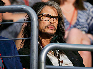 Why Was Steven Tyler at the GOP Debate Last Night? PEOPLE Found Out