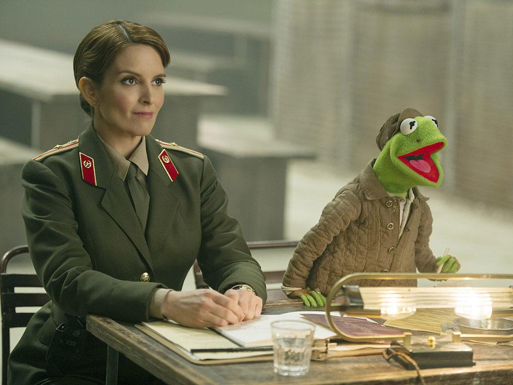 Did Kermit's Flirtation with Tina Fey Cause Miss Piggy Split?