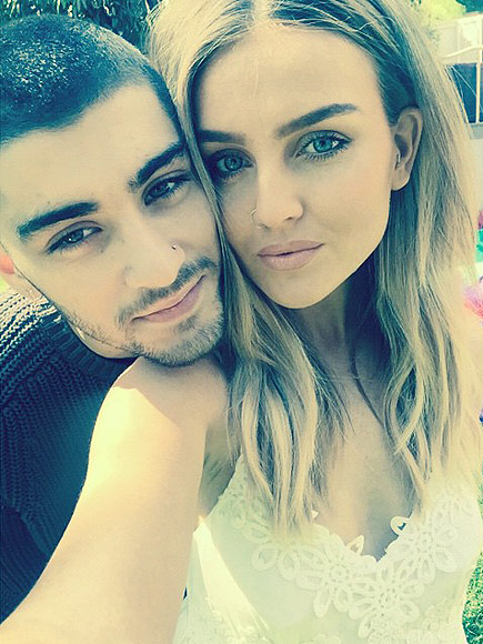 Perrie Edwards Gets All Glammed Up After Breakup as Zayn Malik Sends Cryptic Tweet: 'You Just Can't Do Enough For Some People'| One Direction, Breakups, Divorced, Broken Engagements, Zayn Malik