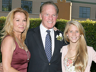 Kathie Lee Gifford Relives the Moment She Had to Tell Daughter Cassidy Her Father Frank Had Died