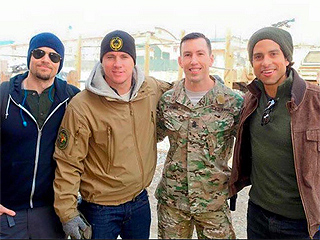 Channing Tatum Pays Tribute to Soldier Killed in Afghanistan Who He Met on USO Tour