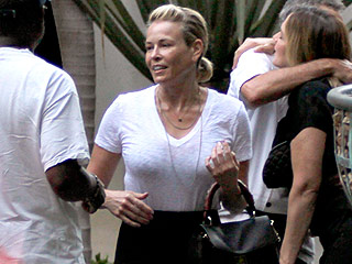Chelsea Handler Isn't on Jennifer Aniston's Honeymoon – She's at Charlize Theron's Birthday Party!