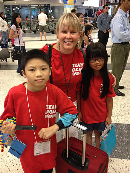 China Adoption Program Connects American Families with Special Needs Orphans from China: 'He Grabbed My Heart,' Says One Potential Mom| Real People Stories